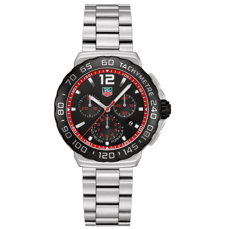 Mens' TAG Heuer watch valued at $1750