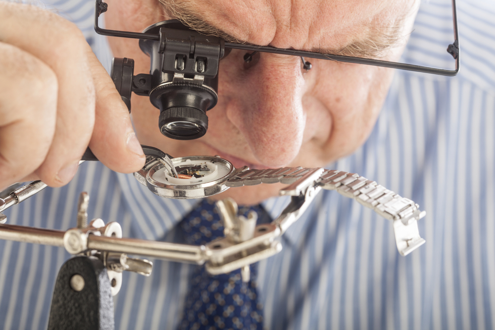 Bring your watch to a trusted jeweler every 3 years or so for inspection.