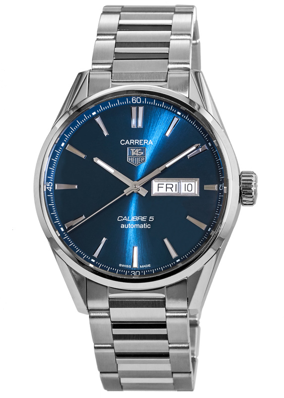 A Tag Heuer Carrera watch will be one of the grand prizes for the Starlight Ball's silent auction.