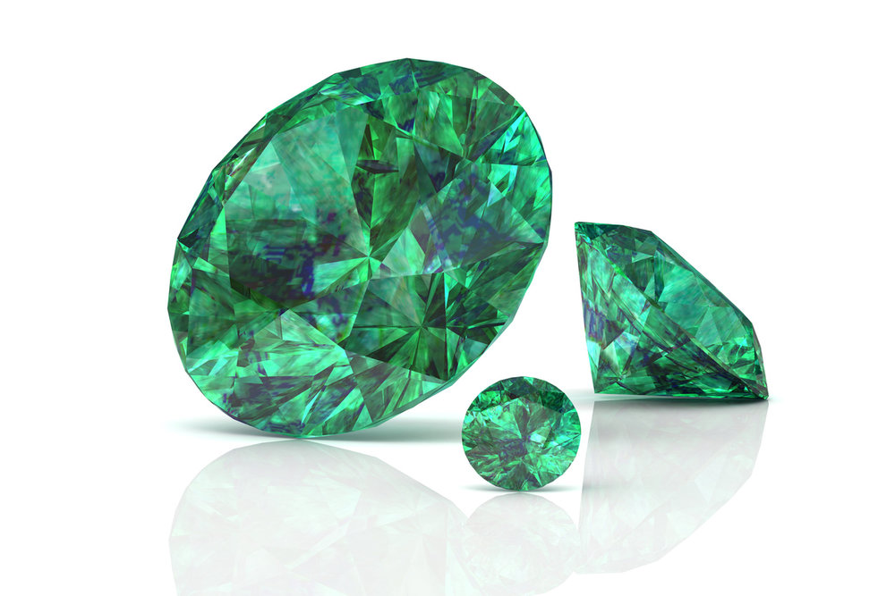 The perfect gemstone for Spring: the Emerald!