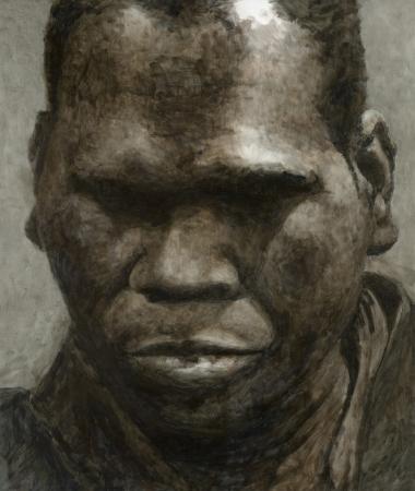 Guy Maestri's Geoffrey Gurrumul Yunupingu , 2009