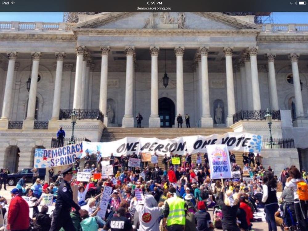 Democracyspring.org