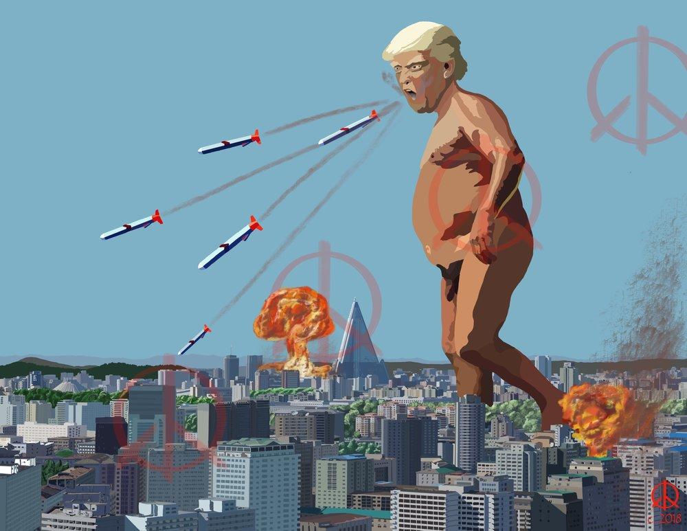 Vitriol: North Korea