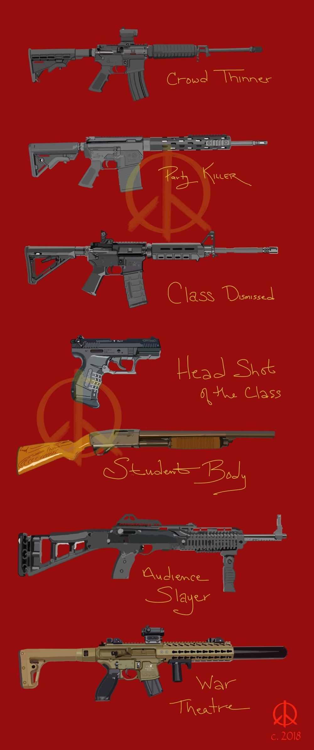 Gun Market(ing)