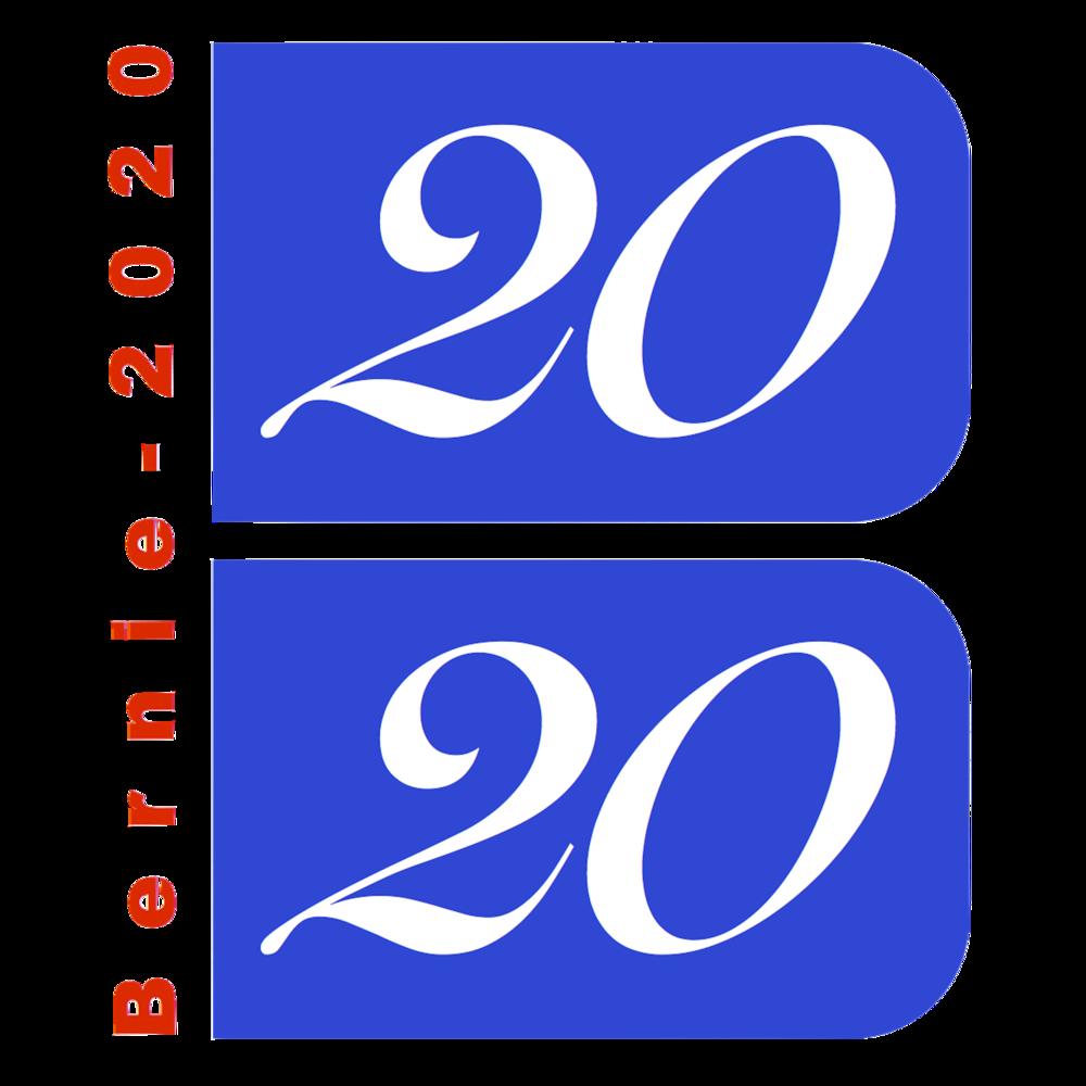 Bernie-2020 Logo Square PNG.png