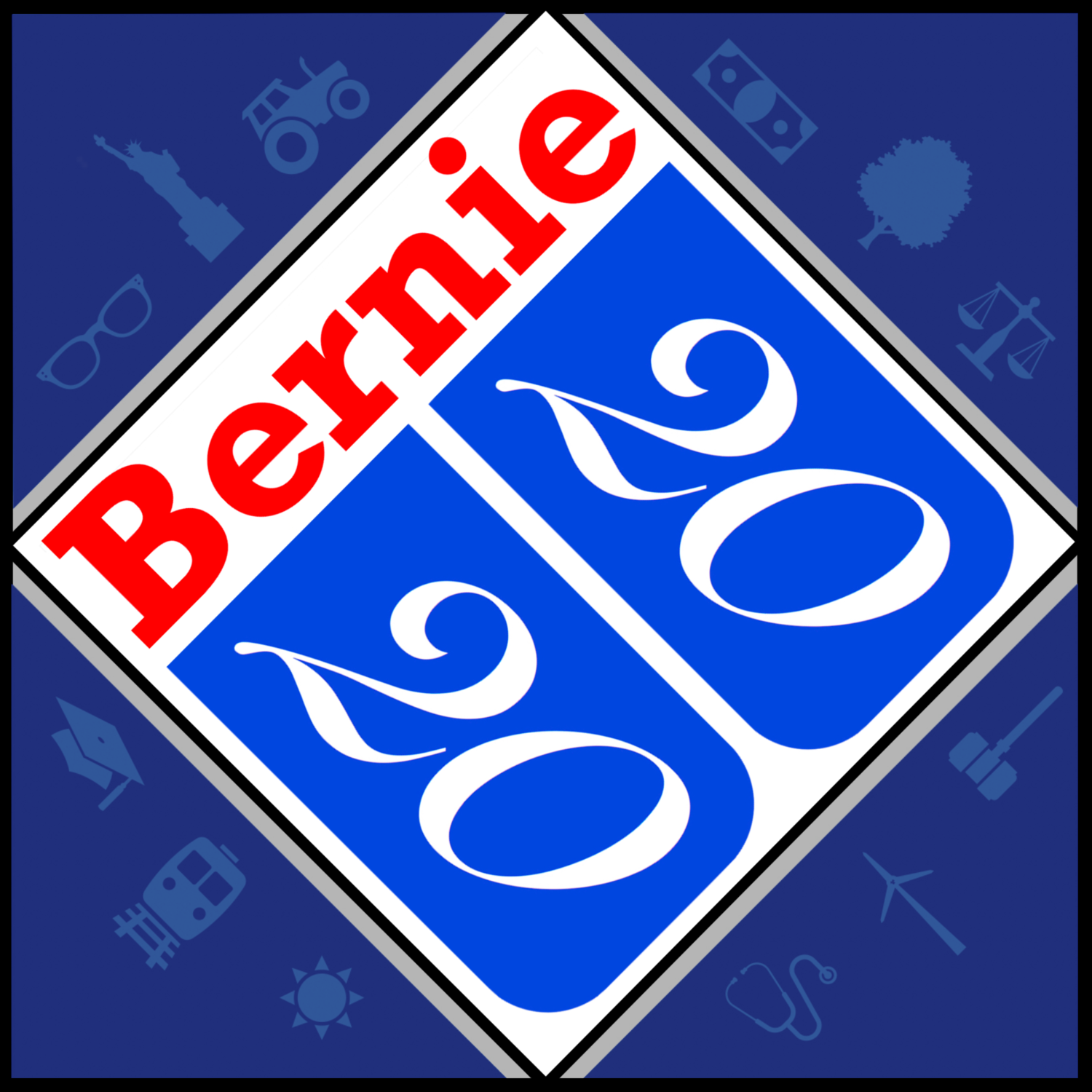 Bernie-2020 | 167 - George Floyd, Police Policy, and the Black Radical Revolution