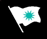 Teach First sommerakademi-flag