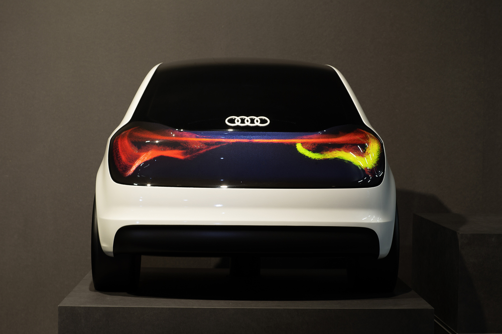 "Design Model ""The Swarm"" (©Audi)"