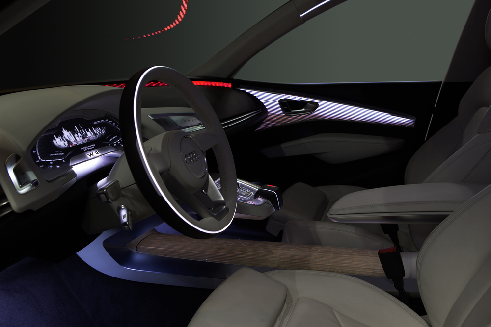 Interior Lighting Model (©Audi)