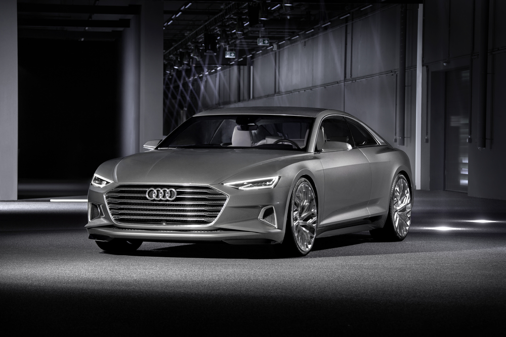 Audi Prologue Concept (©Audi)
