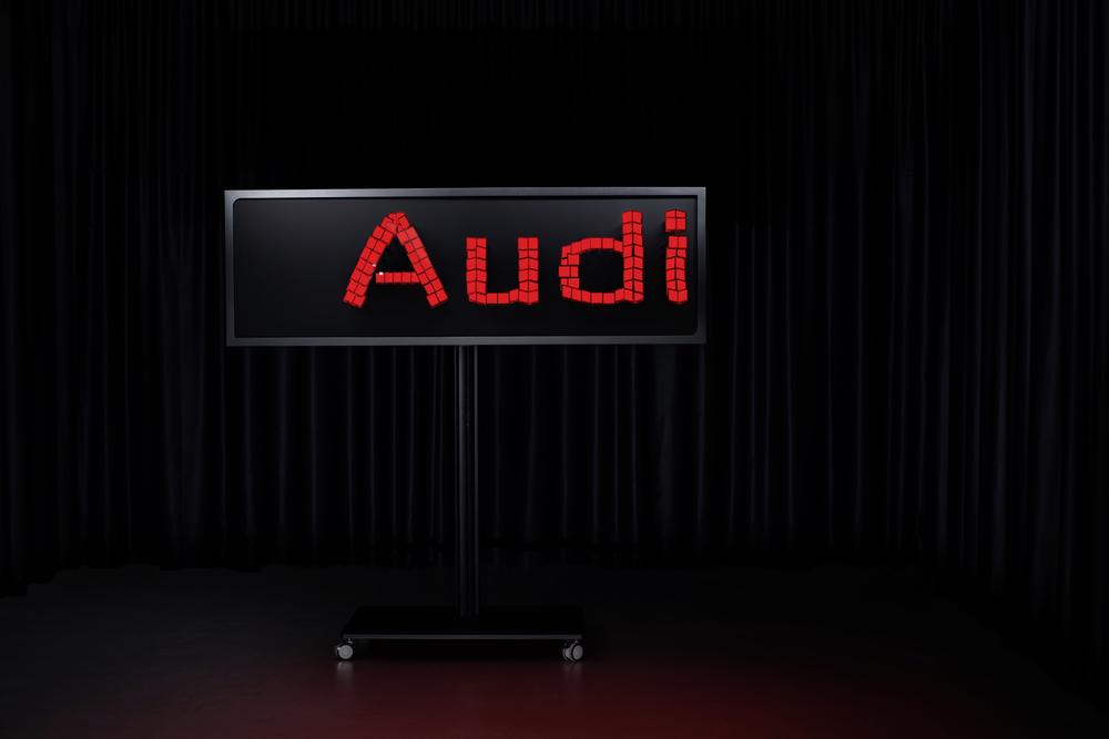 Audi Matrix OLED