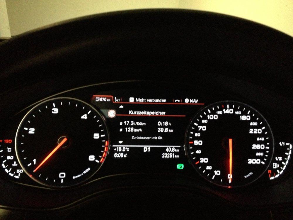 Fast drive!