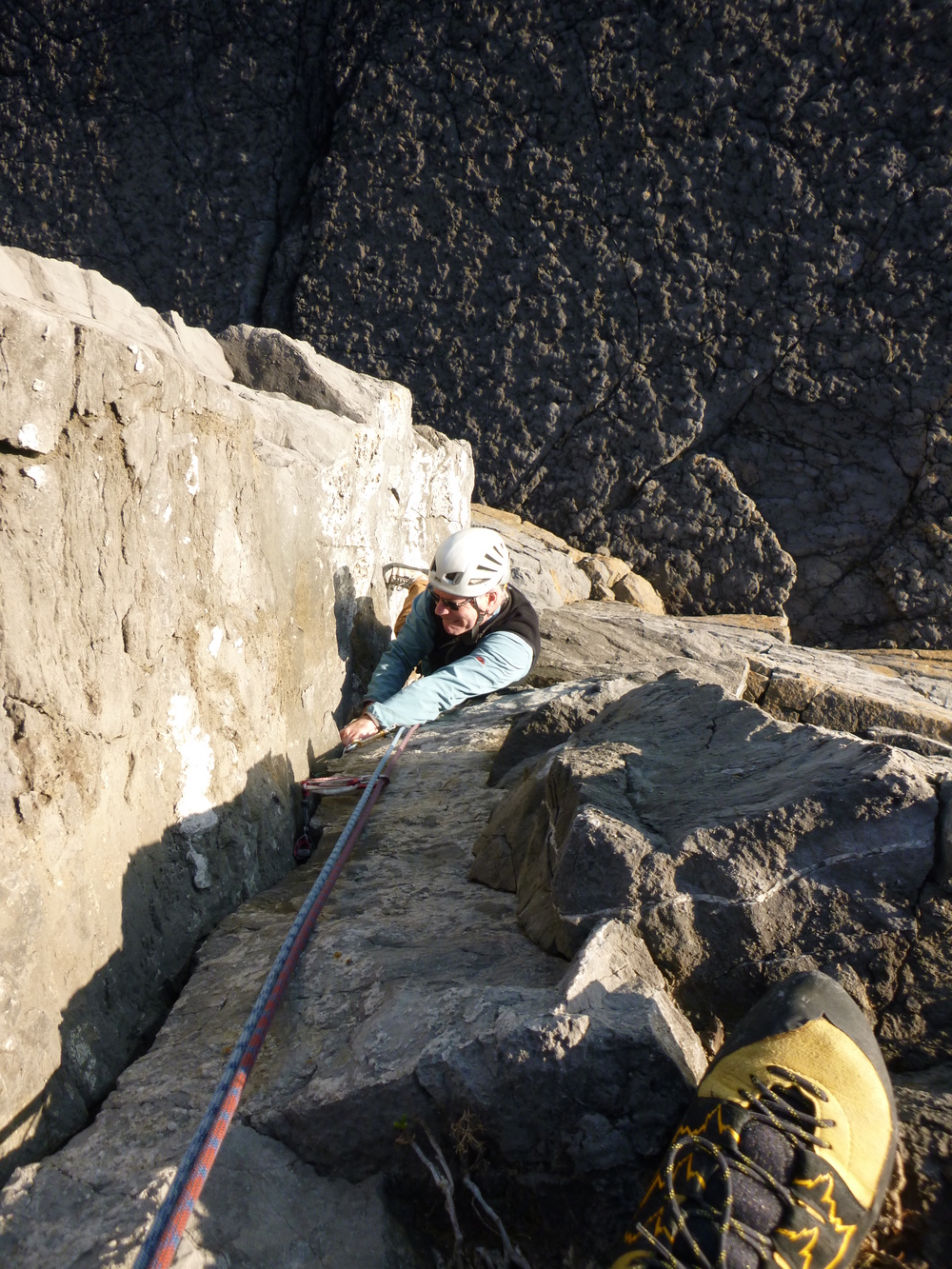 Climbing Courses Pembrokeshire