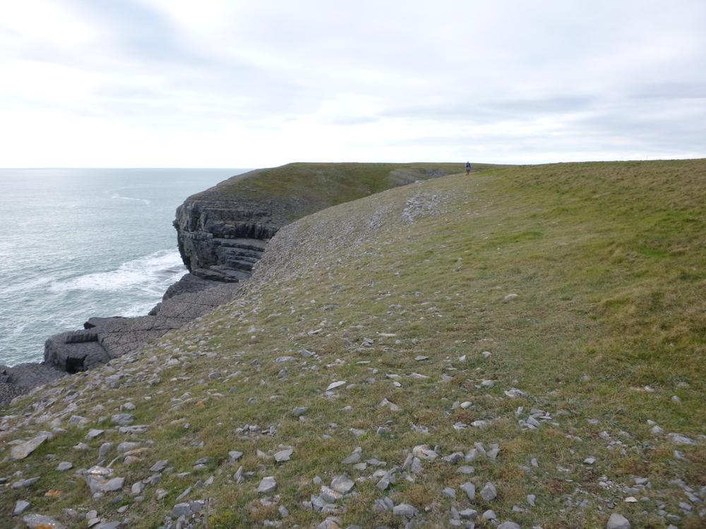 Sea Cliff Climbing Pembroke