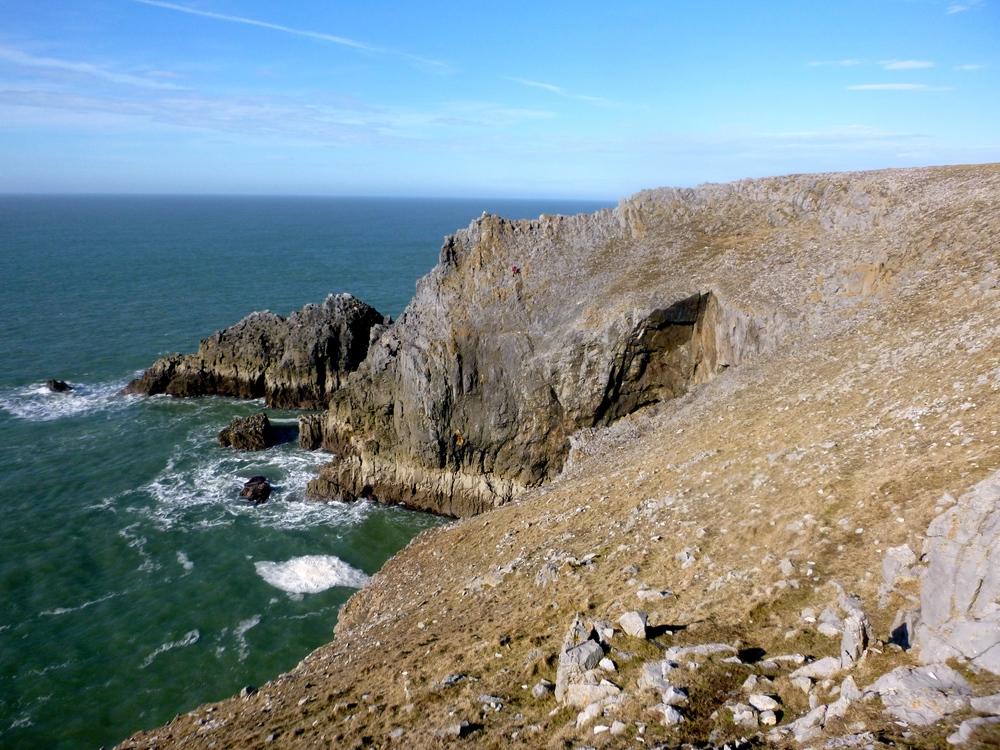 Pembrokeshire Sea Cliff Climbing