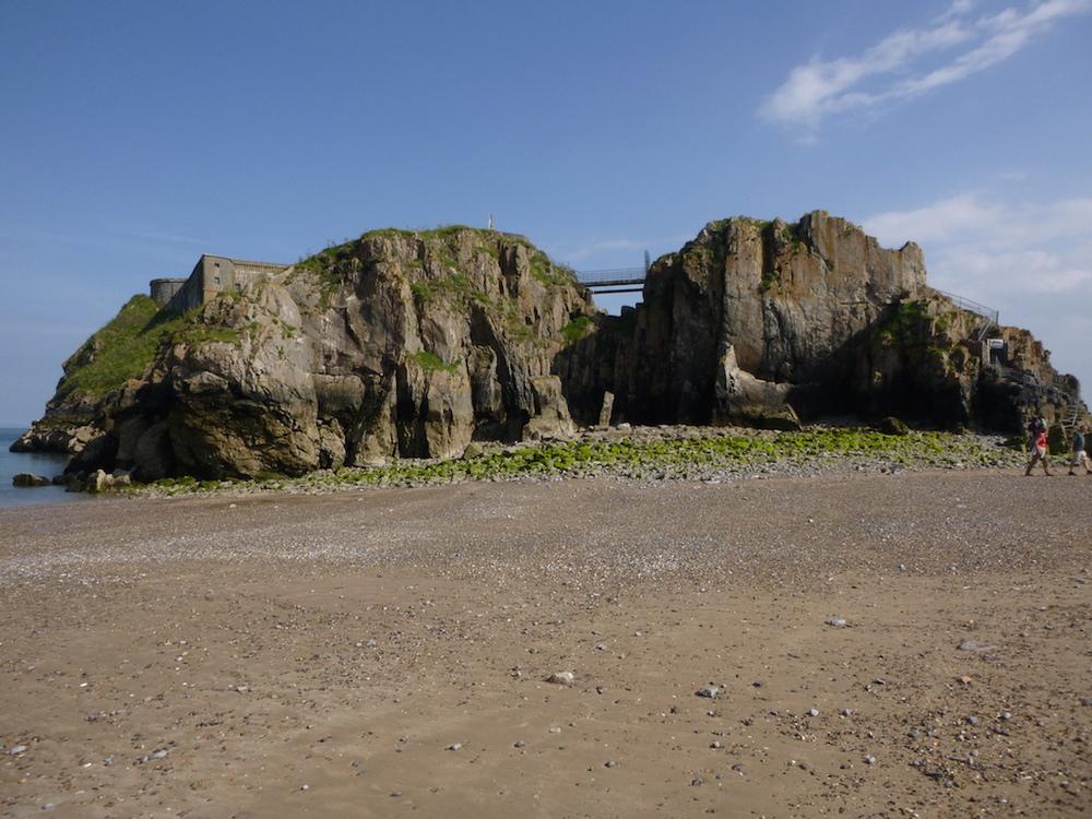 St. Catherine's Island Tenby
