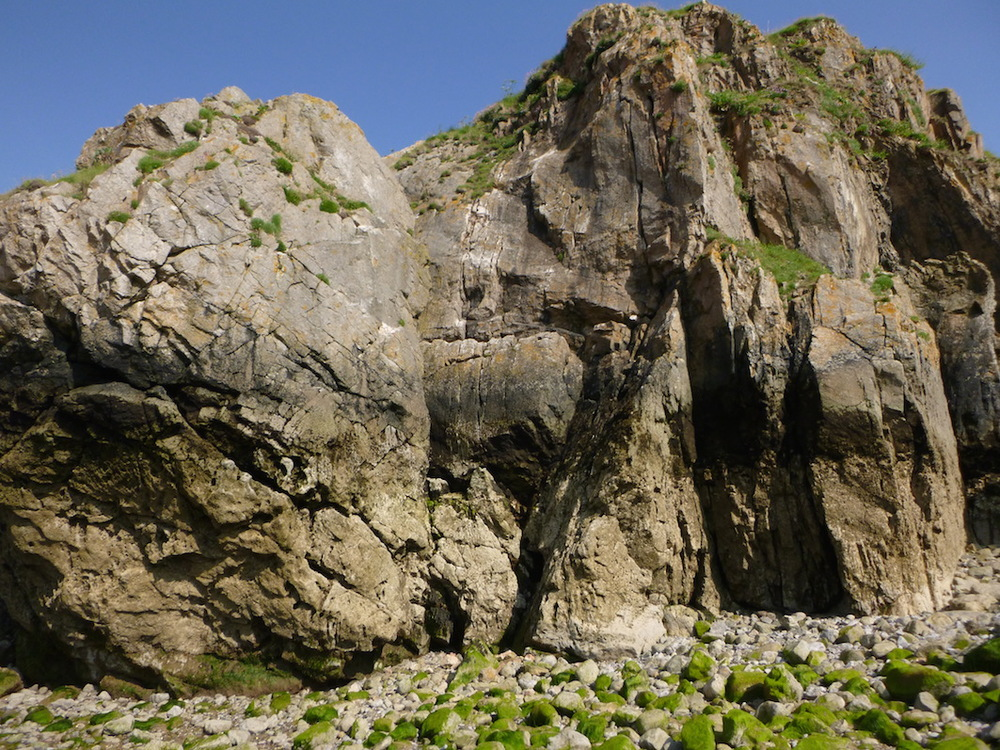 Rock Climbing Tenby, Pembrokeshire