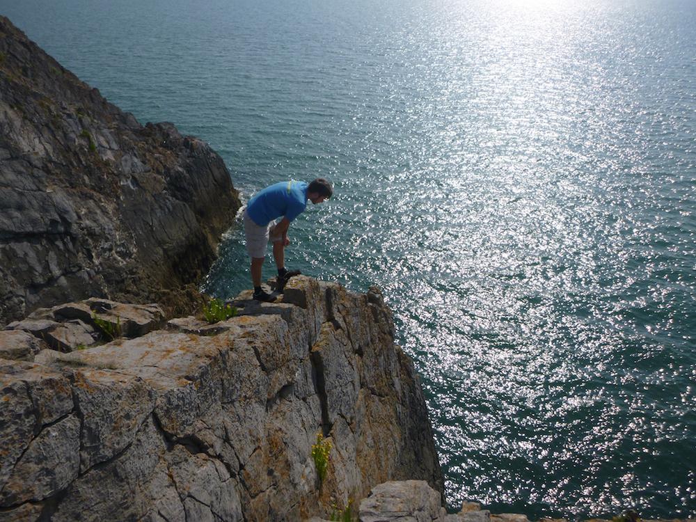 Barafundle Sea Cliffs