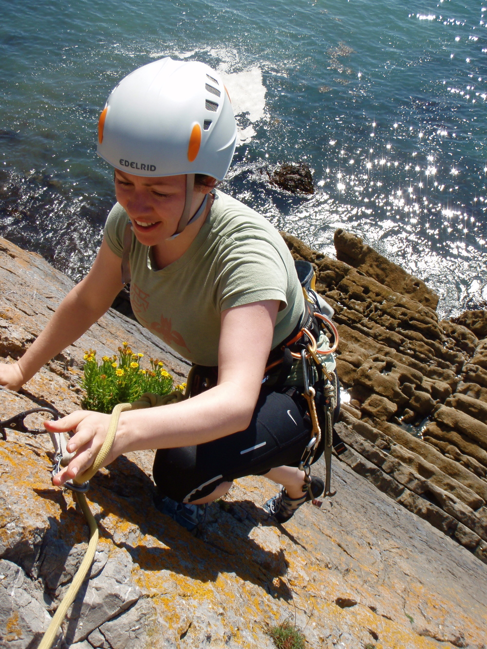 Climb Pembroke. Climbing Guides & Instructors - We provide the best instruction available in Pembrokeshire