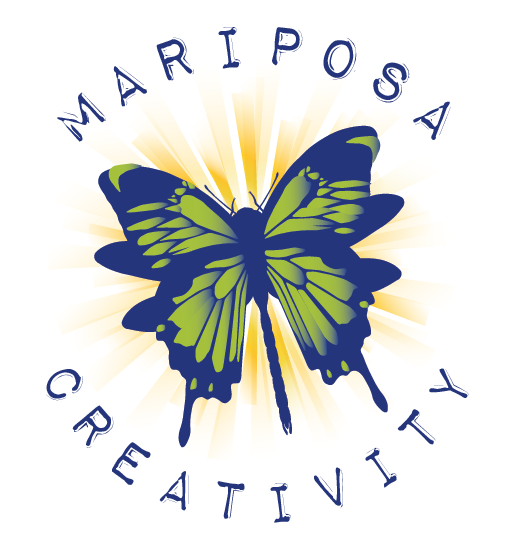 The Mariposa Creativity Logo.