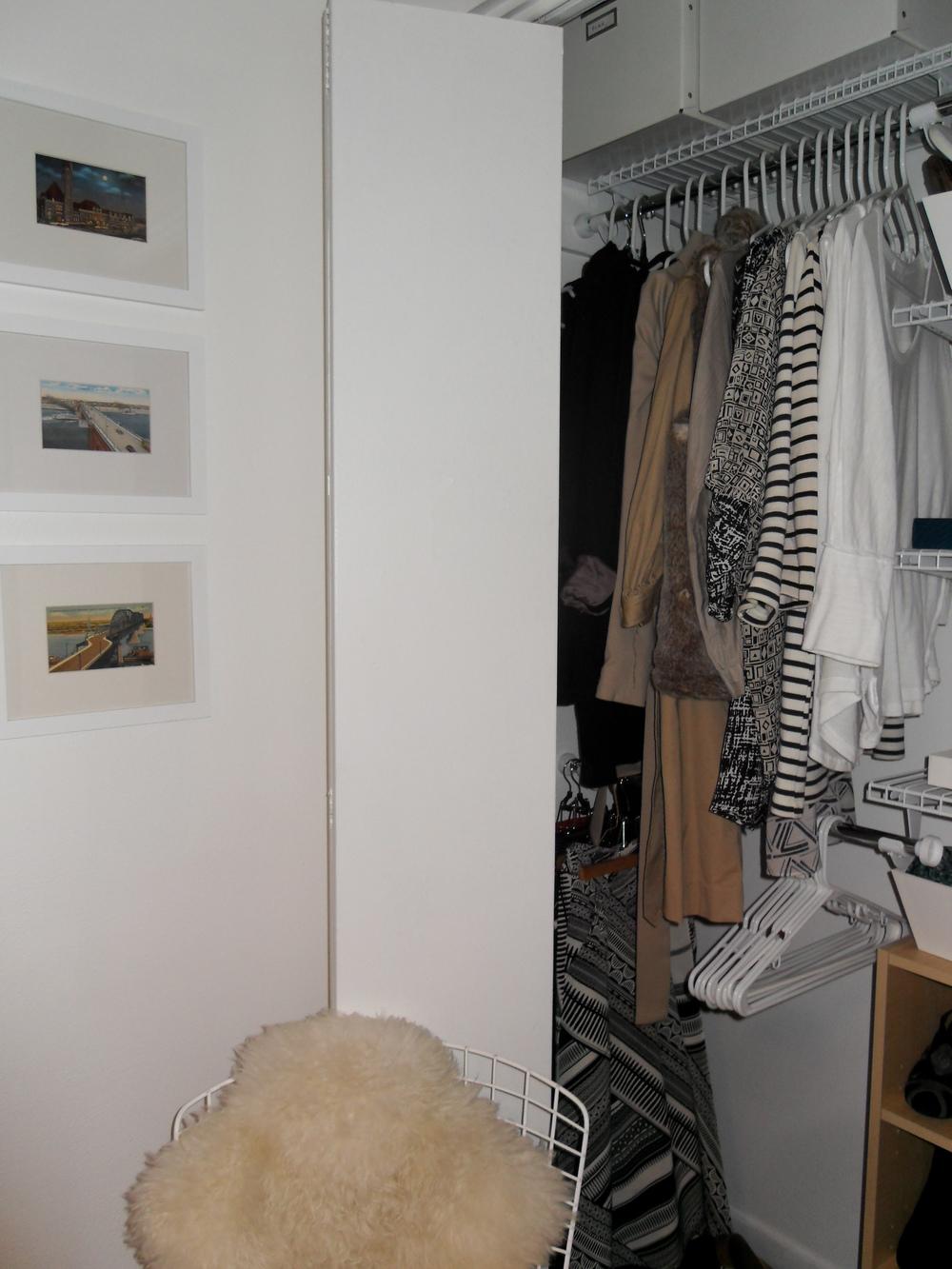(my closet)
