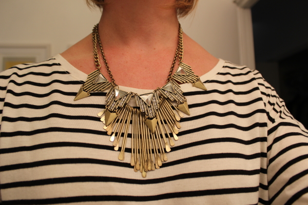 how to layer necklaces st louis personal shopper