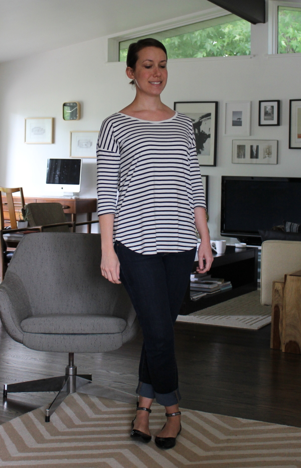 denim for work st louis personal shopper