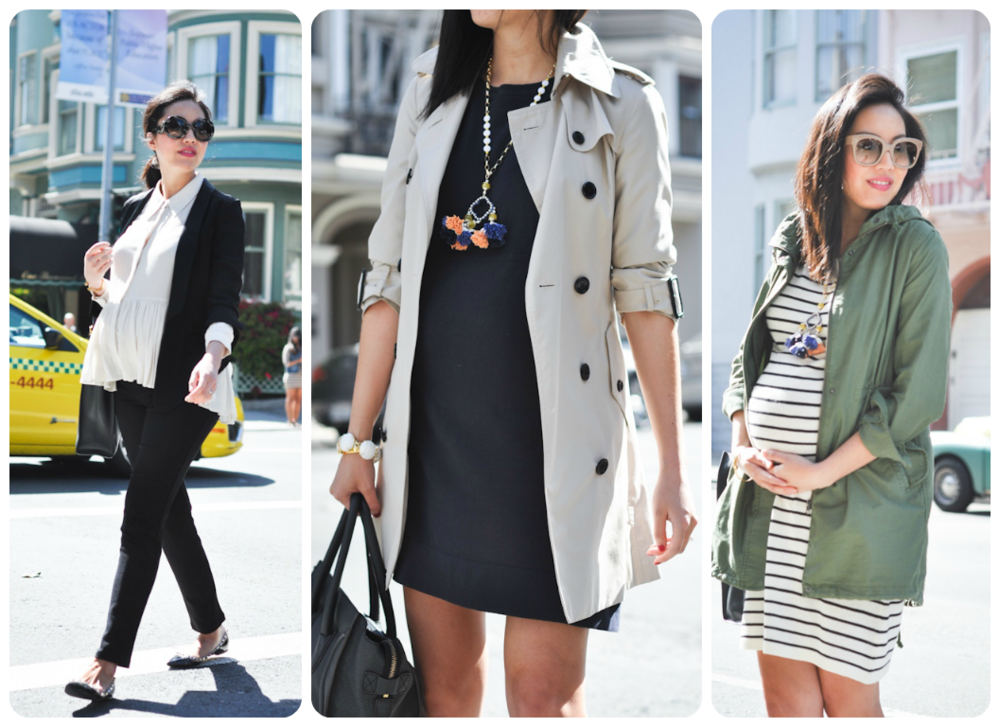 e6f2d684a6a4d bloggers who rocked maternity style — mindful closet