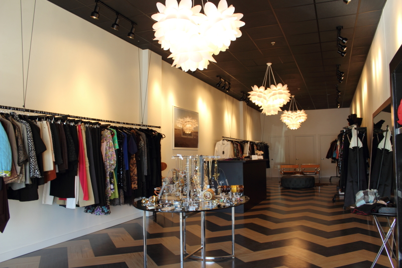 (Byrd's new space at  8825 Ladue Road,   St. Louis, MO 63124)