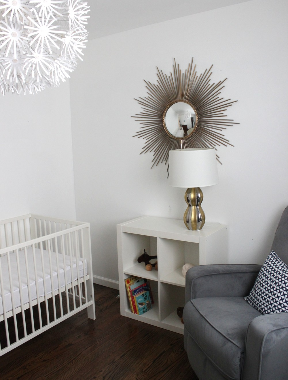 mindful closet modern nursery