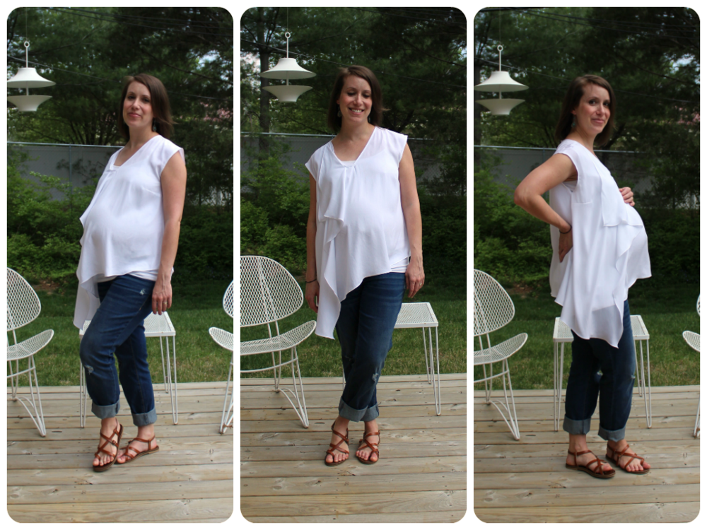 mindful closet maternity pregnancy style