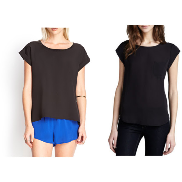 mindful closet st louis personal stylist - joie rancher top for less