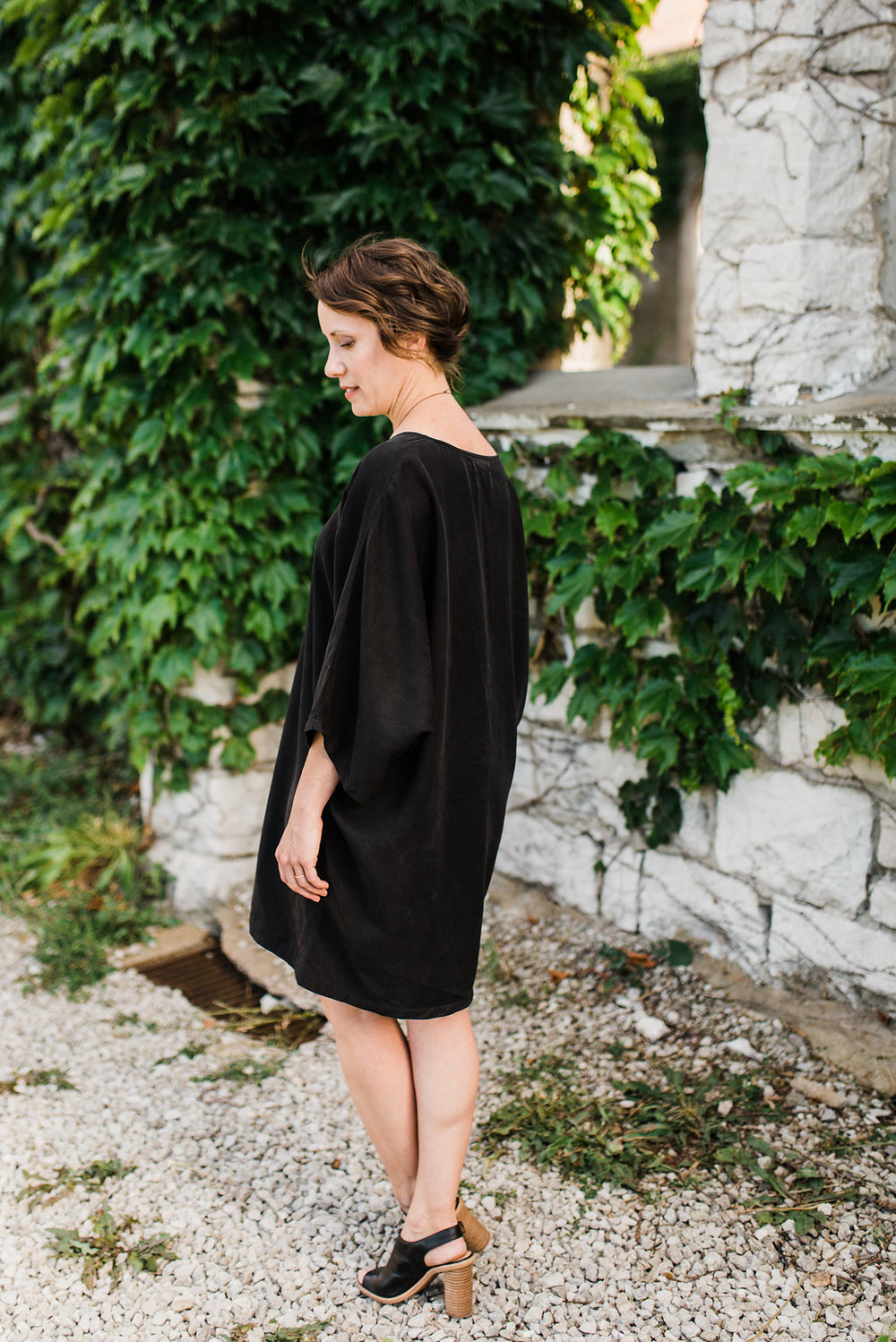mindful closet: hackwith design basic dress