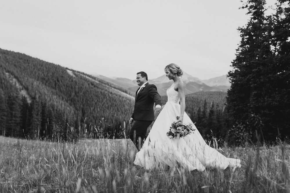 Timber Ridge Lodge Wedding