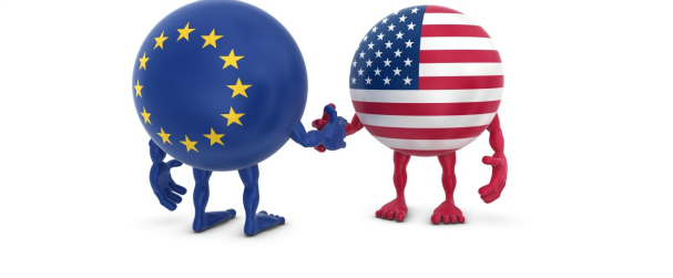 Europe and America would be best friends.