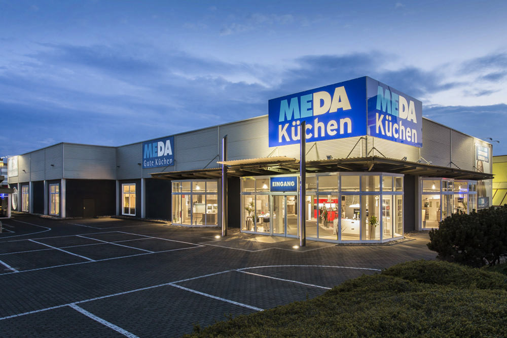 Advertising Work Meda Kuchen Filiale Muhlheim Karlich Christian