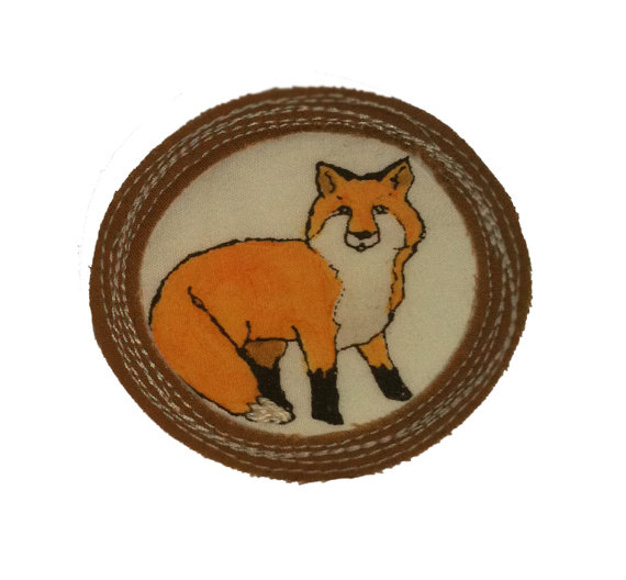 For 'Being Sly as a Fox'.   $25