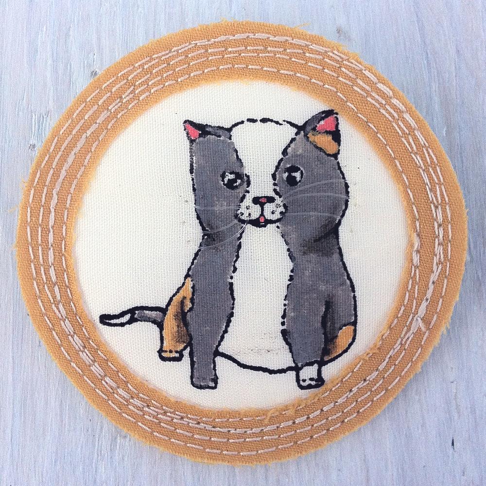 'Being a Smitten Kitten'.