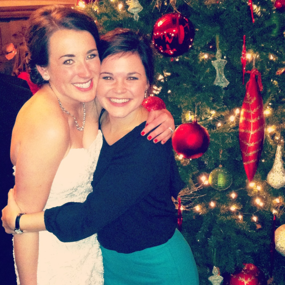 December | Witnessed and celebrated the wedding of my two-time college roomie. Mads, you are beautiful inside and out.