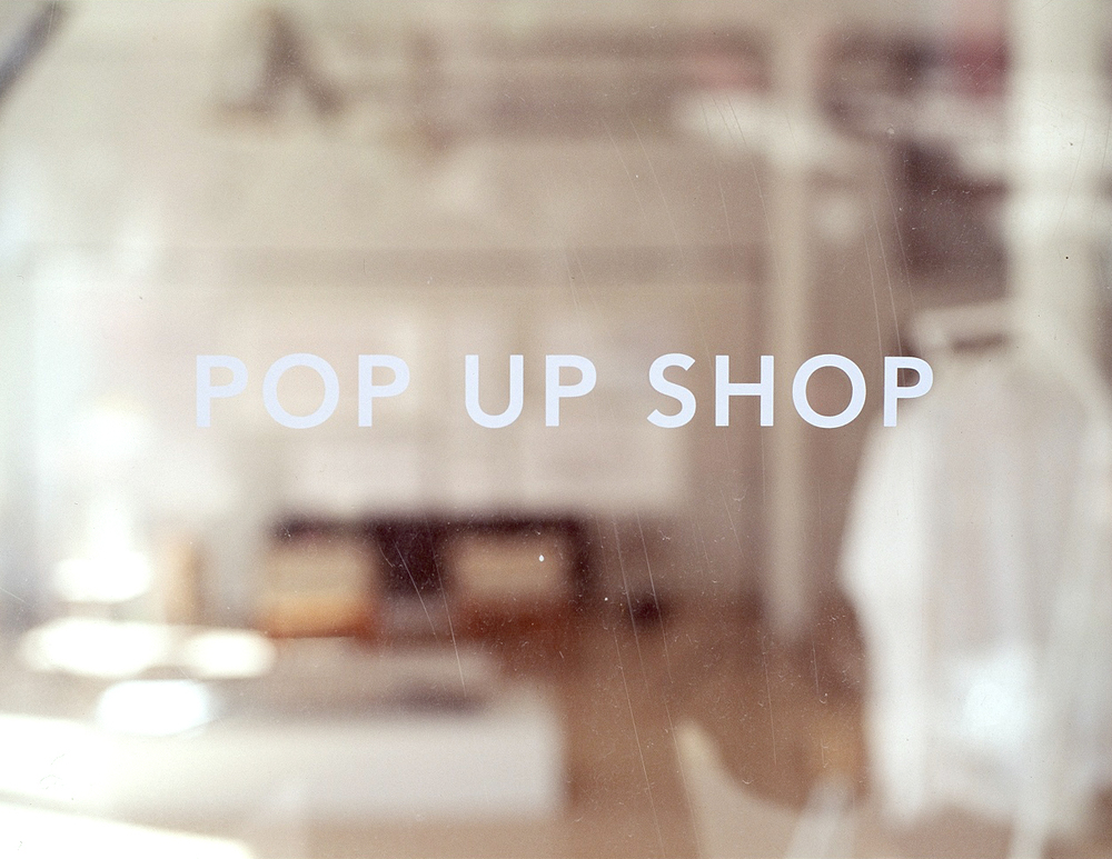Thom Fougere Pop Up Shop
