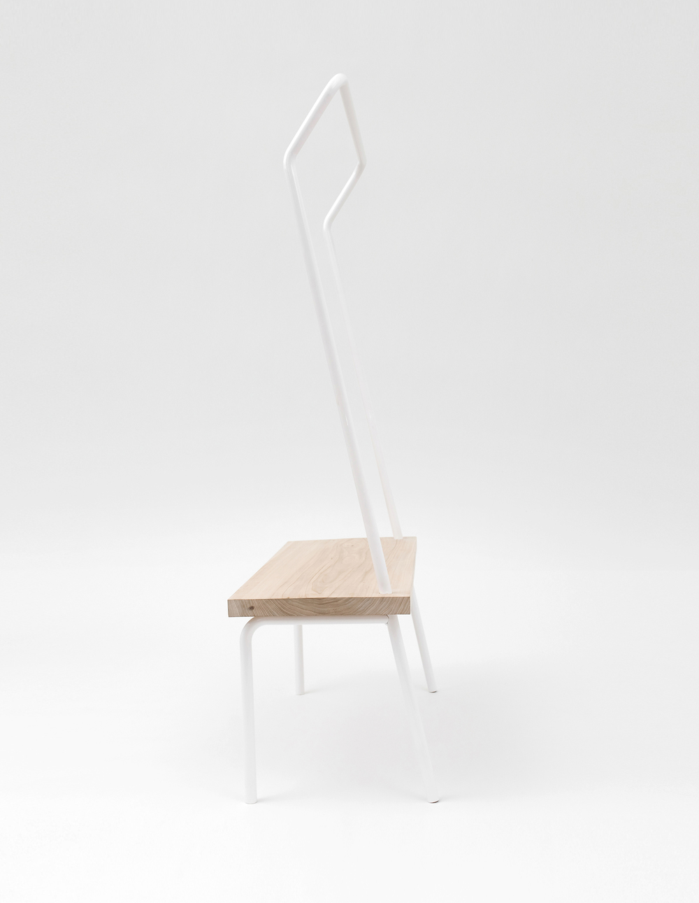 Thom Fougere Bench Rack