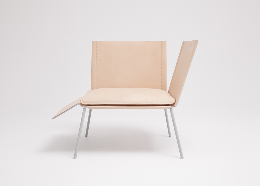 Thom Fougere Saddle Chair 3