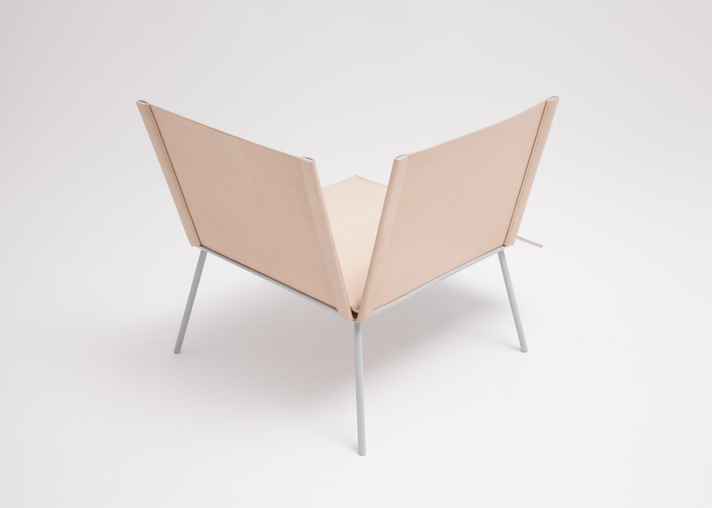 Thom Fougere Saddle Chair 5