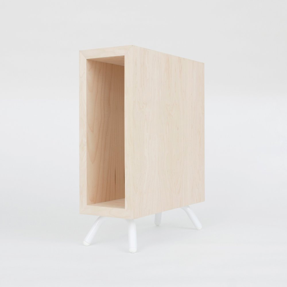 Thom+Fougere+Square+Side+Table