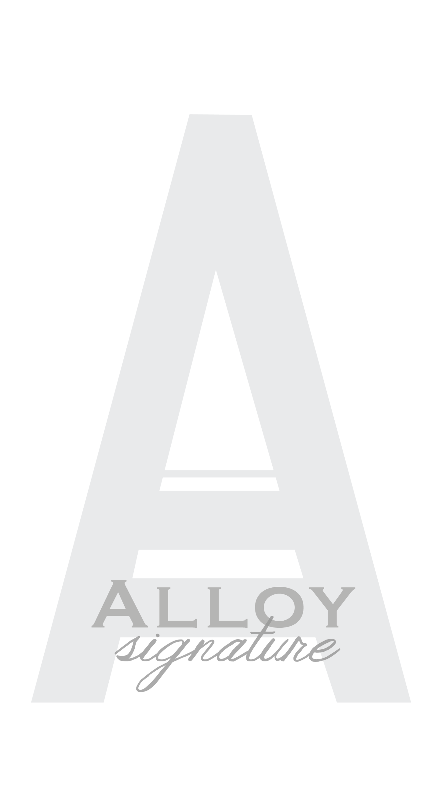 Alloy Signature