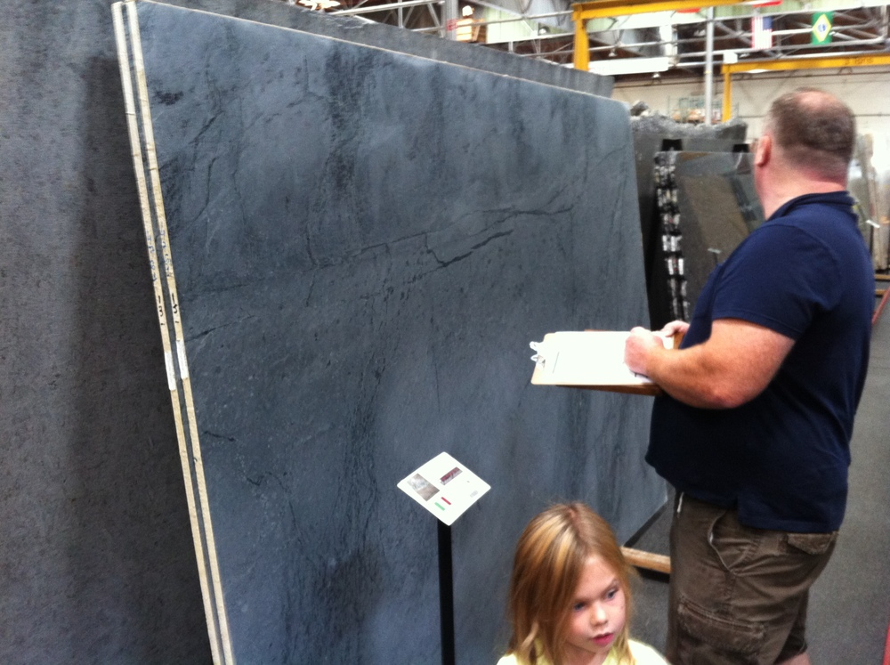 Shopping Granite