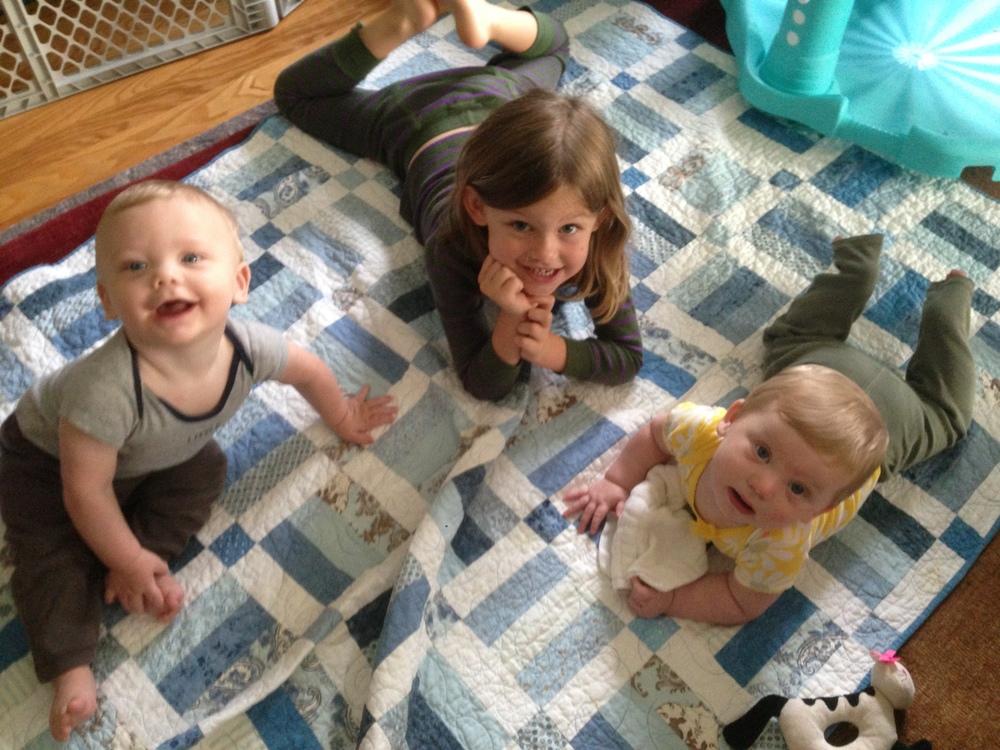 Three Babes