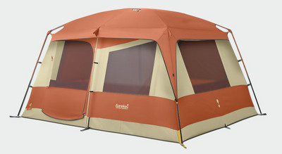 The new tent we purchased.