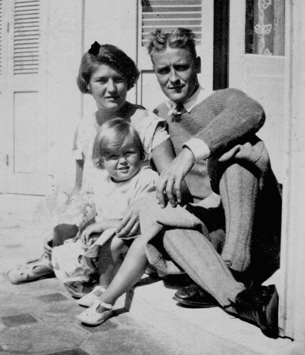 Fitzgerald's in the South of France in the late 20's