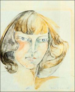 Zelda Fitzgerald's Self-Portrait